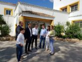 El PSOE de Puerto Lumbreras es el único que apuesta por la residencia pública en el antiguo Parador de Turismo