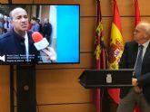 Martínez-Oliva: 'El PSOE se ha creído que las obras de soterramiento son su cortijo donde puede hacer lo que le dé la gana'