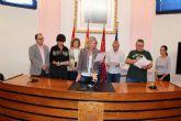 Alcantarilla conmemora el Día Internacional de la Niña, con la lectura de una Declaración Institucional por todos los grupos municipales en el Ayuntamiento