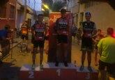Nuevo podio de Gabri para el Framusa Saltamontes, esta vez en Torreaguera