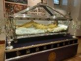 El Santo Sepulcro de Villaviciosa (Asturias) es restaurado en Totana