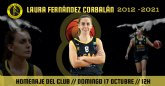 El CB Jairis aprueba la retirada de la camiseta de Laura Fernández Corbalán