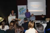 Toni García Arias presentó su último libro 'Hacia una nueva educación', en San Pedro del Pinatar