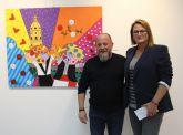 Gaby Guillén, pasión por el color en 'ImaginArte'