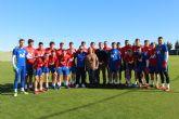 La Selección Española sub21 de fútbol se concentra en San Pedro del Pinatar