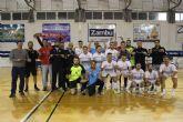 Zambú CFS Pinatar regala una gran victoria a su afición ante Integra2 Navalmoral (5-0)