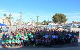 La V Jornada de Mujer y Deporte recauda 2.410 euros para la lucha contra el cáncer