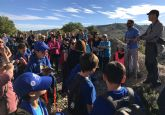 Cerca de 200 participantes en la jornada en familia para disfrutar de las mejoras de los senderos de la Rambla Salada