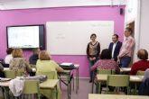El Centro de Educación de Personas Adultas comienza su curso 2019-20 en Las Torres de Cotillas