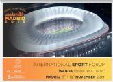 Expertos mundiales en rendimiento deportivo se citan en el Wanda Metropolitano