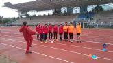 Este sábado, turno para el triple salto en el Plan de Tecnificación Deportiva FAMU