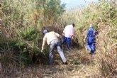 Las lagunas de Las Salinas, cuidadas a trav�s del programa de empleo rural