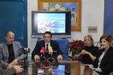 El alcalde de Alcantarilla, en rueda de prensa, sostiene 'la responsabilidad de unos presupuestos, frente a los caprichos populistas, requiere sensatez y predisposición para alcanzar un consenso'