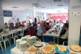 La asociación ecuménica recauda más de 1.100 euros en su tradicional comida benéfica de adviento