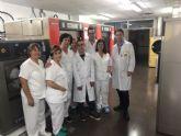 El hospital de Cieza comienza a realizar prácticas formativas con la asociación Ascopas