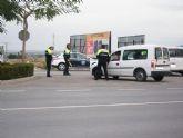 La Policía Local se adhiere a la campaña especial sobre control de la tasa de alcohol y presencia de drogas en conductores