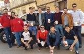 Cruz Roja Totana celebró el tradicional día de la Banderita