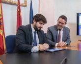 La Comunidad financia con 300.000 euros el estudio informativo para construir la variante sur de Alcantarilla