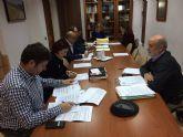 La Junta de Gobierno Local de Molina de Segura inicia la contratación de obras de mejora de infraestructuras municipales, con una inversión de 917.000 euros