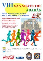 El sábado 28, nueva cita de fin de año en Abarán