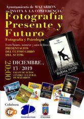Fructu Navarro ofrecerá una conferencia sobre fotografía y psicología en el Centro Cultural