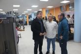 El Centro Deportivo San Pedro del Pinatar renueva integralmente su gimnasio