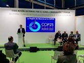 La Comunidad Autónoma, presente en la Cumbre del Clima con la aplicación de la iniciativa 4x1.000 a la agricultura de secano