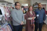 San Pedro del Pinatar lanza la campaña 'Tú eres Navidad' para incentivar las compras en el comercio local