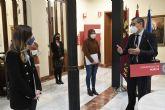Un proyecto para la creación de un alojamiento 'glamping' en Sierra Espuña, de la totanera Almudena Pascual, gana el I premio ´ODSesionad@s´ de la UMU