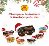 Mantengamos las tradiciones, en Navidad, de postre, flan