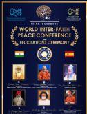 Madrid acoge la Conferencia inter religiosa Mundial de la Paz