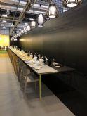 Teresa Sapey, Red y Actiu conectan a las personas en la sala VIP de ARCO con una mesa de 22 metros de largo