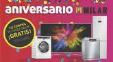 Milar celebra su aniversario sorteando compras gratis