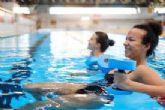 Los ejercicios en el agua, un deporte infravalorado, según Piscinas Lara