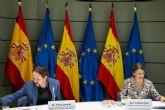 El comisario de Empleo de la UE destaca la firmeza de la respuesta social española frente a la crisis sanitaria de la Covid 19