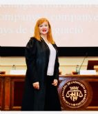 La abogada Beatriz Gil ha realizado la primera vista telemática en Barcelona