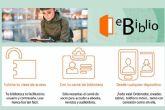 El Ministerio de Cultura y Deporte compra 58.560 nuevas licencias para el servicio de préstamo de libros electrónicos en eBiblio