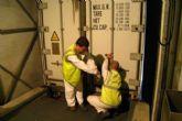 500 empleadas y empleados públicos de los Puestos de Inspección Fronterizos (PIF) vigilan y controlan las mercancías procedentes de terceros países