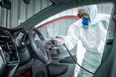 Firman una alianza para la desinfección de concesionarios y vehículos a precios especiales