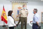 El Rey felicita por videoconferencia a los militares en misiones nacionales e internacionales