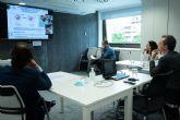 Pedro Duque se reúne con los responsables de proyectos que buscan nuevos test diagnósticos dentro del Fondo COVID