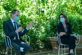 Teresa Ribera y Pedro Duque celebran el día del Medio Ambiente con un coloquio científico en el Real Jardín Botánico