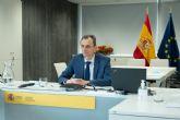 Pedro Duque se reúne con los responsables de los principales estudios de pacientes con COVID-19