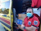 Allianz Partners reparte 25.000 mascarillas quirúrgicas entre sus proveedores