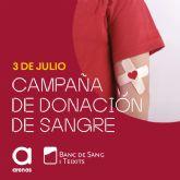 Arenas de Barcelona llevará a cabo una campaña de donación de sangre en colaboración con el Banc de Teixits