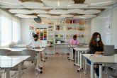 Alumnos de Diseño de Interiores de ESNE definen la nueva aula del futuro con el apoyo de la industria