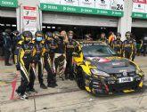 Los cuatro equipos de Giti Tire se suben al pódium en la NA?rburgring 24h