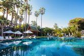 El Hotel Botánico de Tenerife: muy activo en su interior a la espera de su próxima reapertura