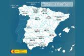 La reserva hídrica española se encuentra al 46,4 por ciento de su capacidad