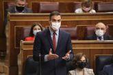 Pedro Sánchez propone revisar el estado de alarma en cuatro meses